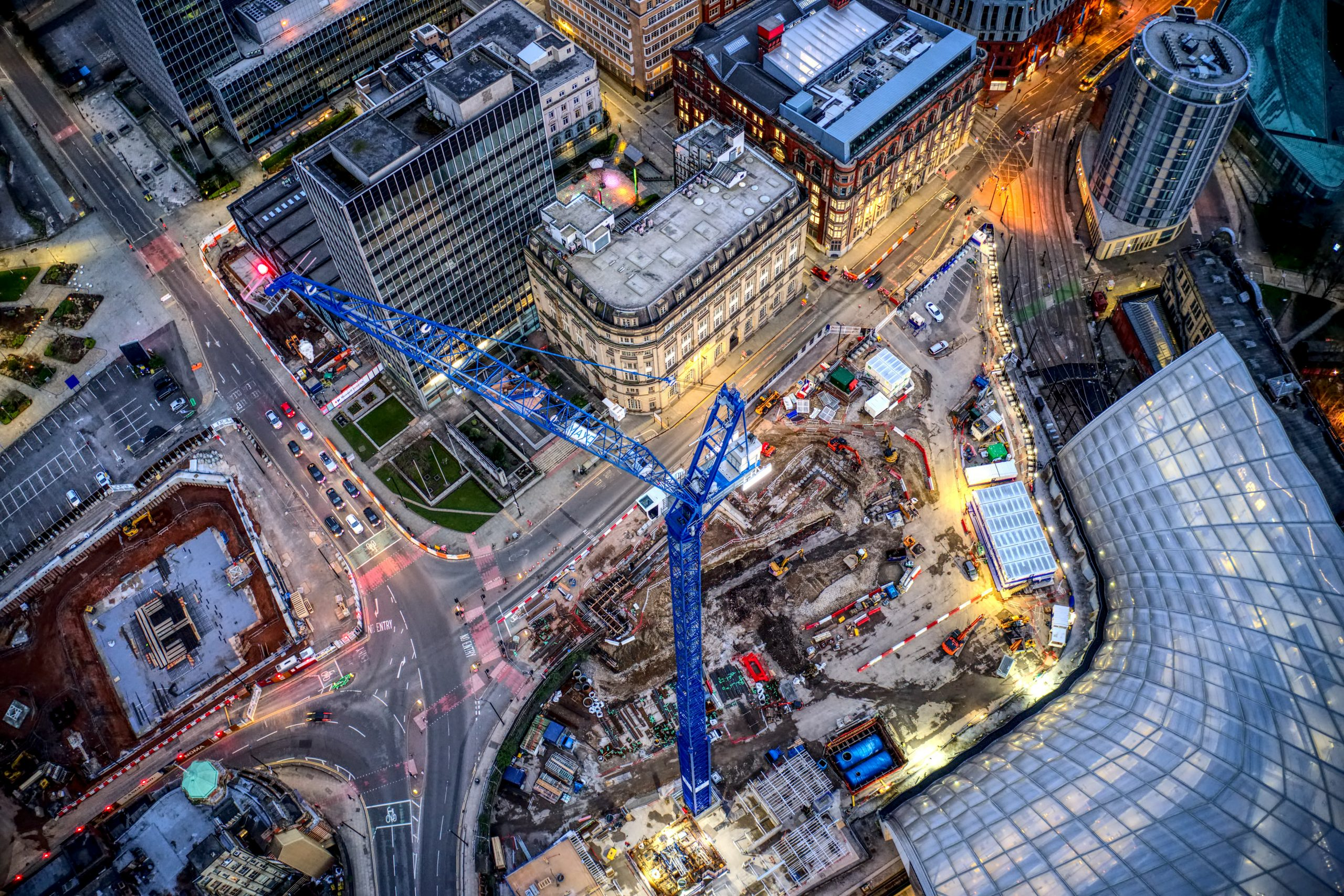 M&E Engineers impact on Manchester's redevelopment