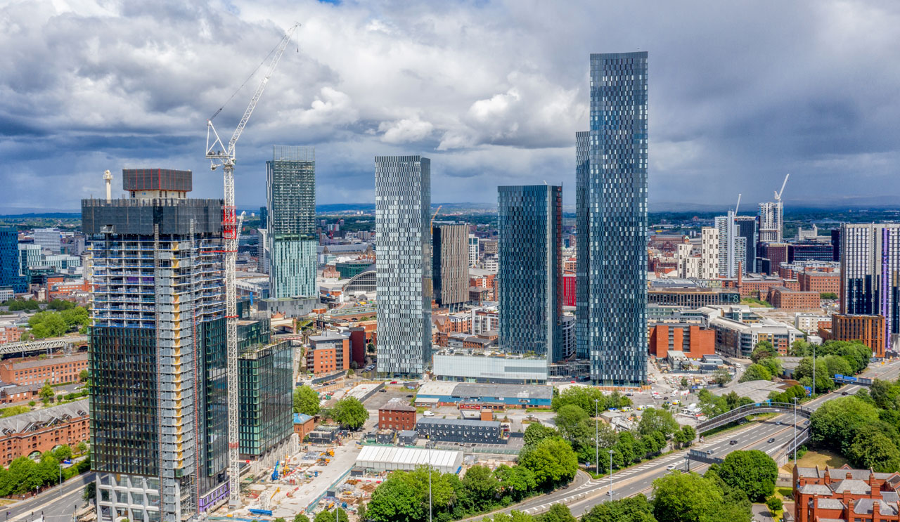 M&E Engineers' impact on Manchester's redevelopment